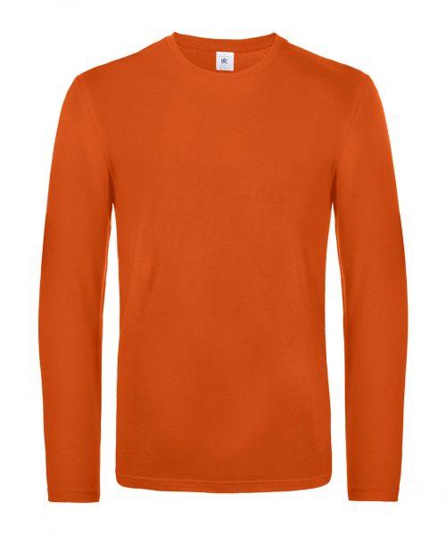 Herren Langarm T-Shirt #E190