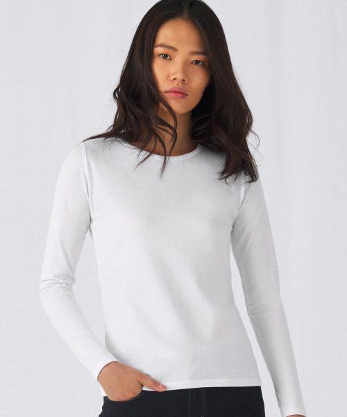 Damen Langarm T-Shirt #E190