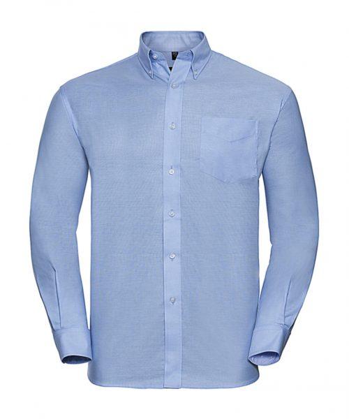 Hemd Langarm Oxford Button-Down