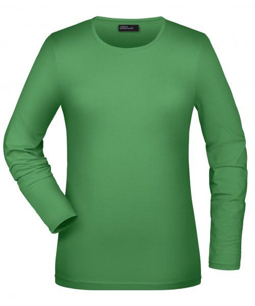 Damen T-Shirt Langarm JN054