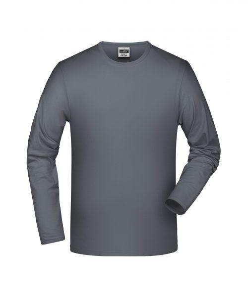 Herren T-Shirt Langarm JN056