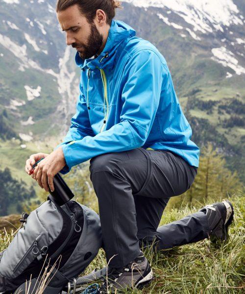 Herren Trekking Zip-Off Hose JN1202