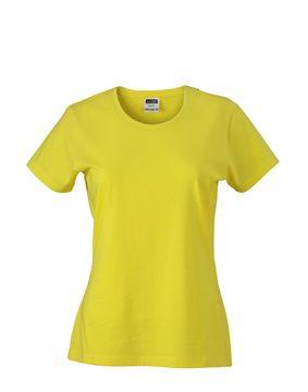 Damen Slim Fit T-Shirt JN971