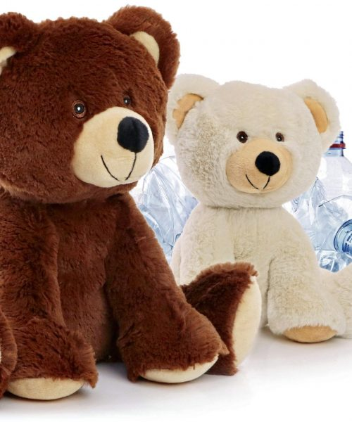 Teddybär recycled